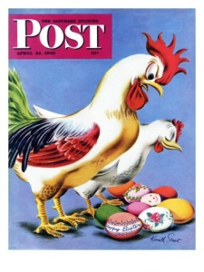 Easter 1943, Saturday Evening Post